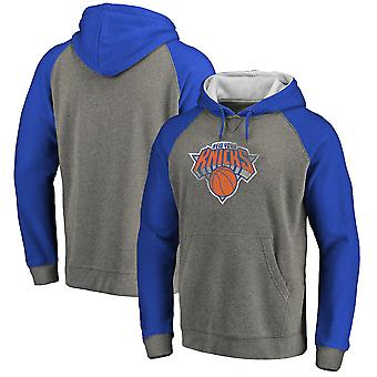 New York Knicks Pullover Hoodie Swearshirt Tops 3WY538