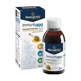 Immunity 400 Manuka Honey Syrup 250 ml