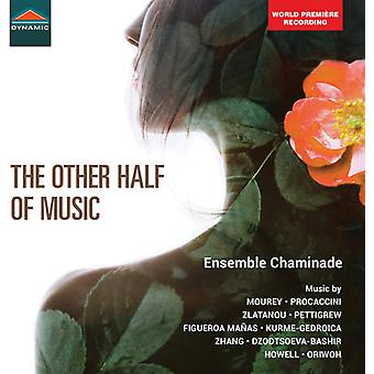 Other Half Of Music [CD] USA import