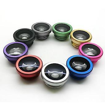 Wide Angle Macro Fisheye Lens