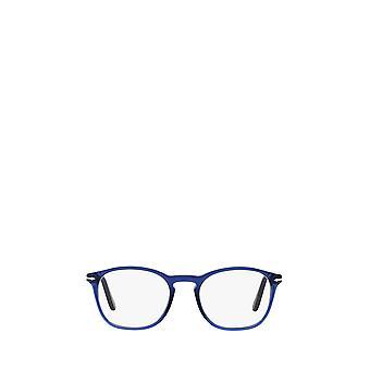 Persol PO3007V cobalt male eyeglasses