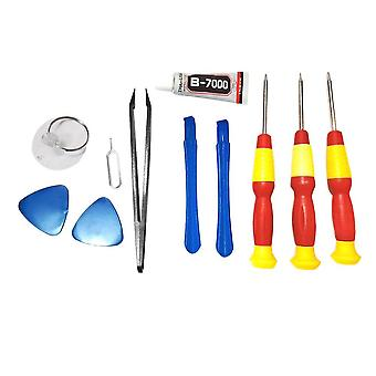 Mobile Phone Screen Change Tool Repair Combination Screwdriver Set Disassembly
