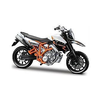 Burago KTM 990 Supermoto R  Motorcycle 1:18