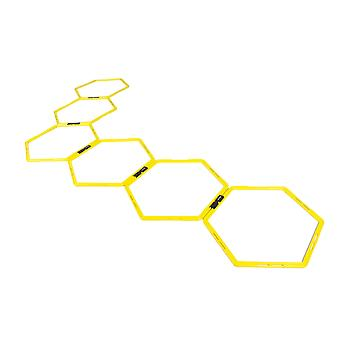 O'live Agility Hexagons (Sporting Goods , Exercise & Fitness , Cardio , Jump Ropes)