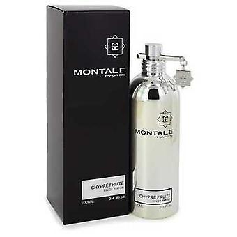 Montale Chypre Fruite By Montale Eau De Parfum Spray (unisex) 3.4 Oz (women) V728-542505