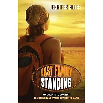 Last Family Standing by Jennifer AlLee - 9781426768095 Book