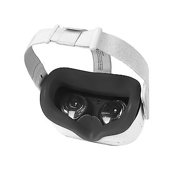 Vr Silicone Interfacial Cover For Oculus Quest 2 Face Protect Skin Sweatproof - Axgear