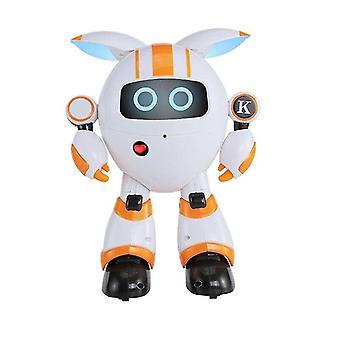 Smart Touch Spievajúci tanec Hlasové ovládanie Programovanie Puzzle Robot