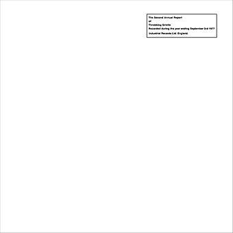 Throbbing Gristle - Second Annual Report [Vinyl] USA import
