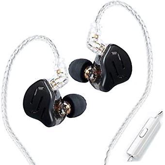 KZ Audio KZ ZAX - In-ear Earbuds - Black