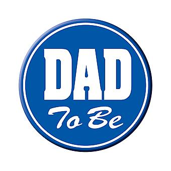 Dad To Be Button (Packung mit 12)