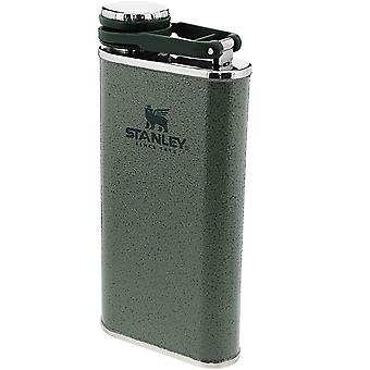 Stanley Classic Easy-Fill Wide Mouth Flask 0.23L Hammertone Green
