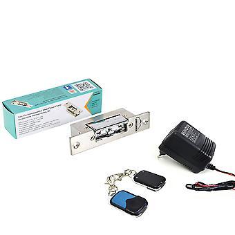 SilverCloud Wireless Türautomatisierungskit - Netzteil mit 2 Fernbedienungen AP101 und Yala elektromagnetischey YS800