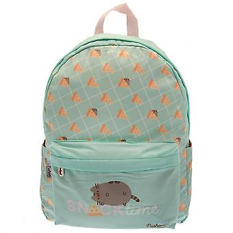 Pusheen Pizza Backpack