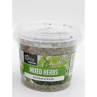The Spice Emporium Mixed Herbs 30g