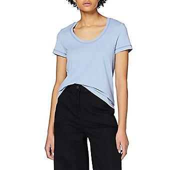 edc av Esprit 020CC1K344 T-Shirt, 420/grå blå, XL Kvinna