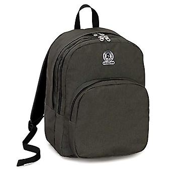 Benin M Eco-Material Invicta Backpack, Green, 28 Lt, Double Compartment, Laptop Pocket up to 15'',School & Leisure