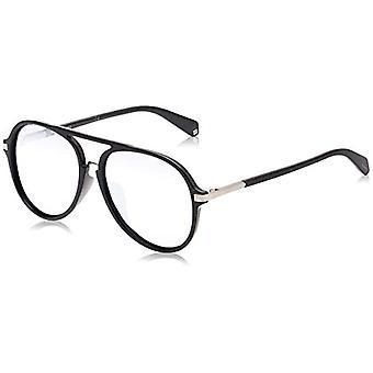 Polaroid Eyewear PLD 2077/F/S, Miesten aurinkolasit, Musta, 58