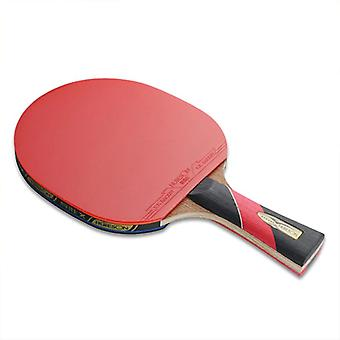 6 Star Table Tennis Racket Sticky Pimples(Short)