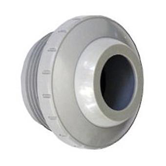 """AquaStar 8103 1,5"""" MPT ojo direccional tres piezas montaje - gris claro"""