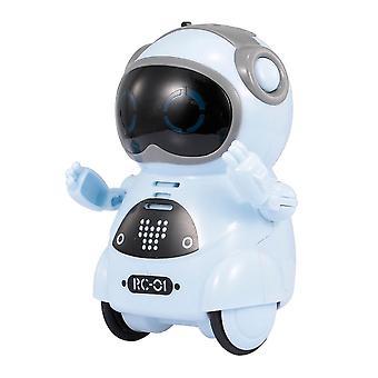 Cep Robotu, Konuşan İnteraktif Diyalog, Ses Tanıma Kaydı, Şarkı Söyleme,
