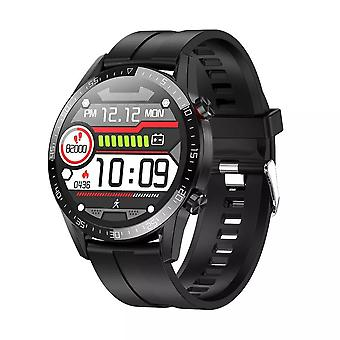 الكل في ساعة ذكية واحدة 2021 ساعة ذكية 1.3 بوصة كامل الشاشة معدل ضربات القلب ضغط الدم ip68 بلوتوث دعوة للرجال الروبوت دائرة الرقابة الداخلية