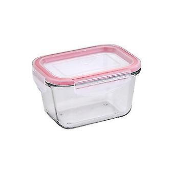 Hermetic Lunch Box San Ignacio Borosilicate Glass (450 ml)