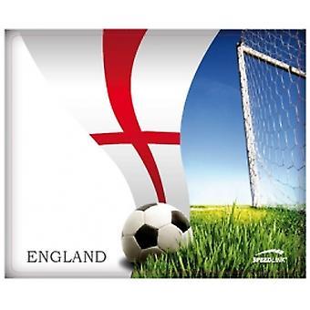 SPEEDLINK Begränsad upplaga England Fotboll Silk Mouse Mat SL-6242-FE08