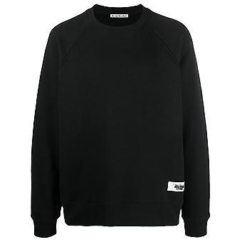 Acne Studios Label Logo Sweatshirt