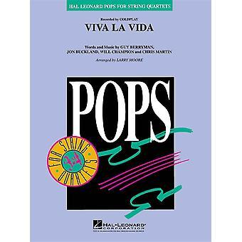 Viva La Vida (Pops für Streichquartett)