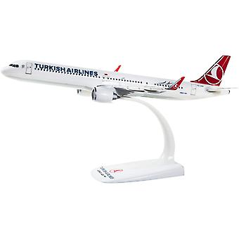612210 – Airbus A321neo, Turkish Airlines, Wings, Modell Flugzeug mit Standfuß, Flieger,