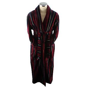Bown z Londýna Marchand egyptskej bavlny Velour obliekanie-víno/námorníctvo/zlato