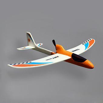 Halolo RC Airplane Glider - DIY Lelu Taipuisa oranssi