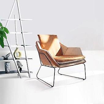 Louis Fashion Cafe Tuolit Nordic Single Leisure Sofa Moderni Tiivis Kauppa