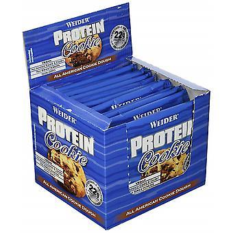 Protein Cookie, Caramel Choco Fudge - 12 x 90g