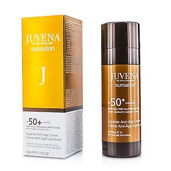 Juvena Sunsation överlägsen anti-age kräm SPF 50 + 50 ml/1,7 oz