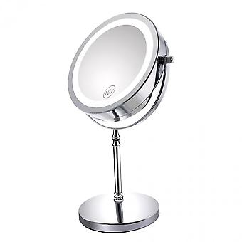 """Magnifying Makeup Mirror With 1x / 10x ,vanity Tabletop Mirror7"""""""