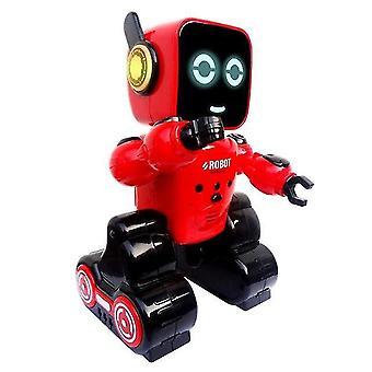 Inteligentná indukcia s darčekom senzora gest pre deti Vzdelávacia | RC Robot (červený)