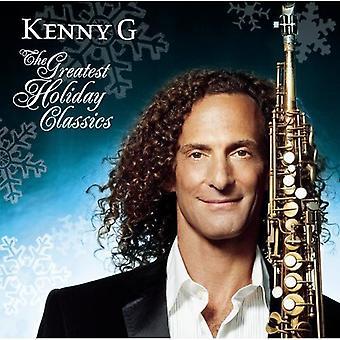 Kenny G - Greatest Holiday Classics [CD] USA import