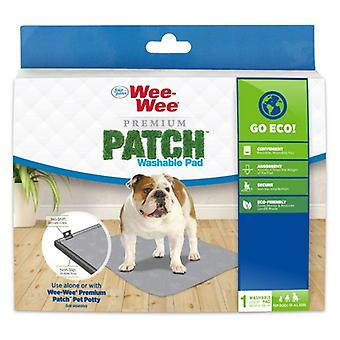 """Four Paws Wee Wee Patch Washable Pad 22""""L x 23""""W - 1 count"""
