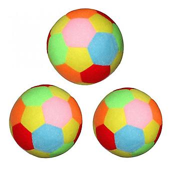 Aionyaaa Caddy Foam Maternal And Child 3 Pack Baby Football Indoor And Outdoor Sports Toys