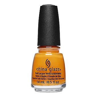 China Glaze Nail Lacquer The Arrangement Collection - Good As Marigold