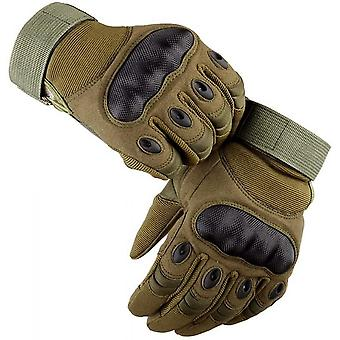 Motorcycle Gloves, Full Finger Motorcycle Racing Gloves L