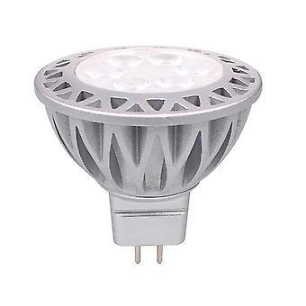Downlight Mr16 Led Bulb Gu5.3 Spotlight, 5w este egal cu 50-60w halogen lampă, Ra85 600lm Dc12v