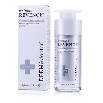 Dermadoctor Wrinkle Revenge Ultimate Hyaluronic Serum - 30ml/1oz