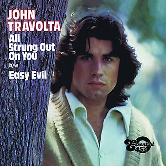 John Travolta - alle Strung Out auf You/Easy böse USA import