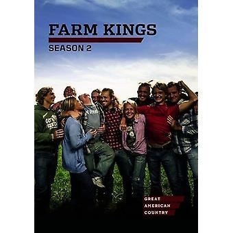 Farm Kings: Season 2 [DVD] USA import