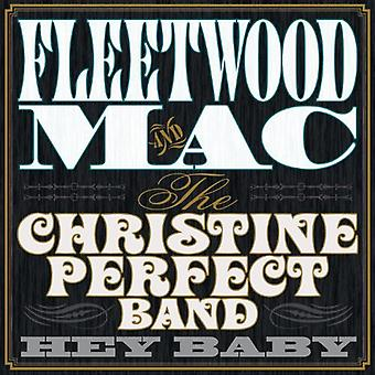 Fleetwood Mac / Christine Perfect Band - Hey Baby [Vinyl] USA import