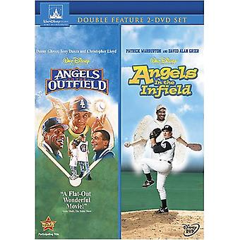 Importer des anges aux USA Outfield & Infield [DVD]