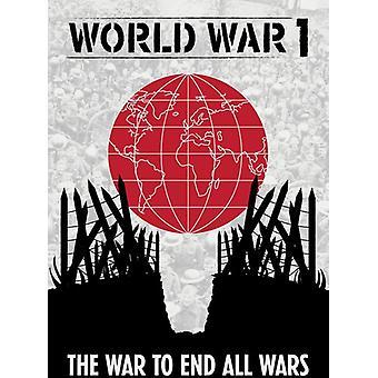 World War I: War to End All Wars [DVD] USA import